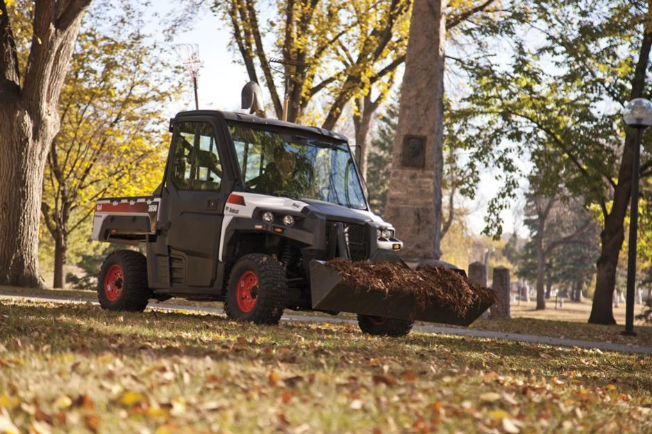 Bobcat 3650 Utility Vehicle full
