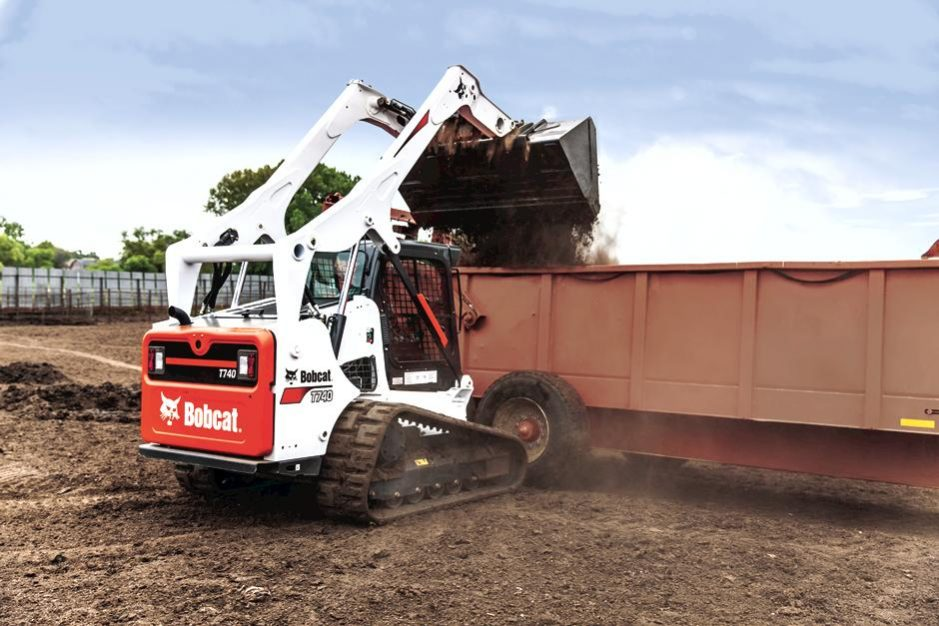 New Bobcat T740 Compact Track Loader - For Sale in KS and MO