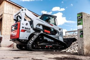 New Bobcat T870 Compact Track Loader