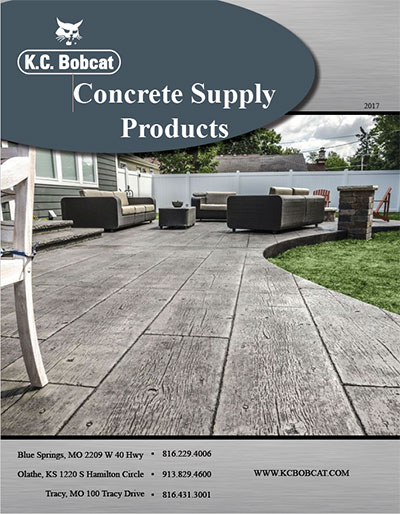 Concrete Supply Products