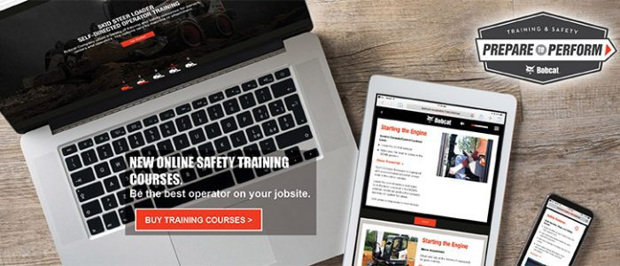 Training Course Website
