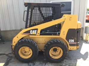 Used  CATEPILLAR 226