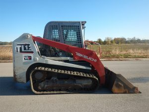 Used  TAKEUCHI TL12T