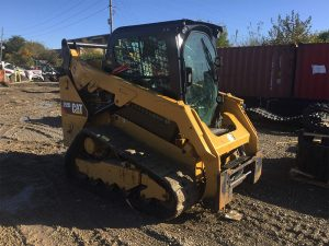 Used 2016 CATERPILLAR CAT259D
