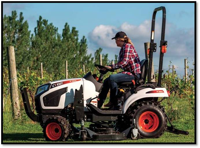 Bobcat CT1021 Compact Tractor full