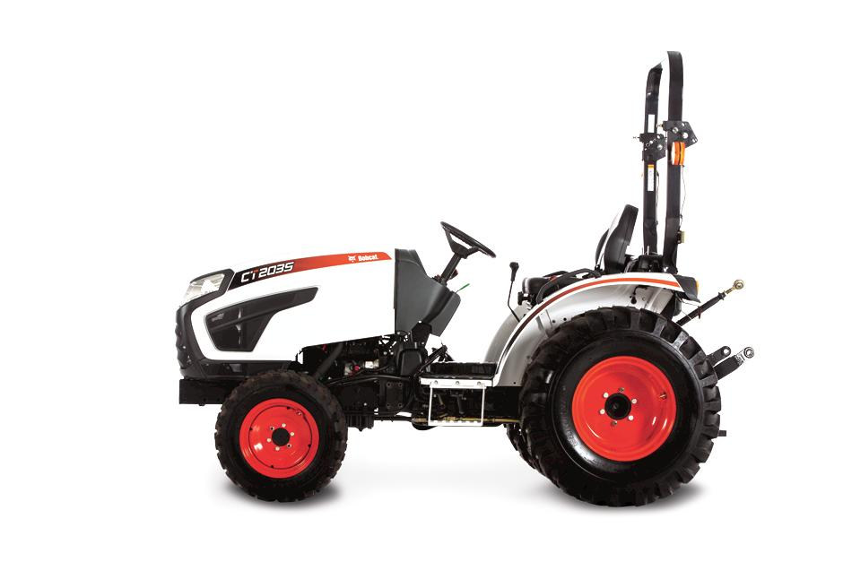 New Bobcat CT2035 Compact Tractor