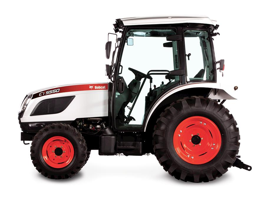 New Bobcat CT5550 Compact Tractor
