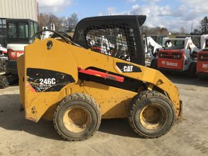 Used  CATERPILLAR 246C