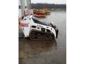 Used 2008 BOBCAT MT52